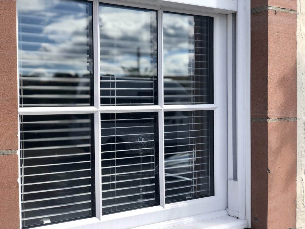 window with double glazing in dumfries